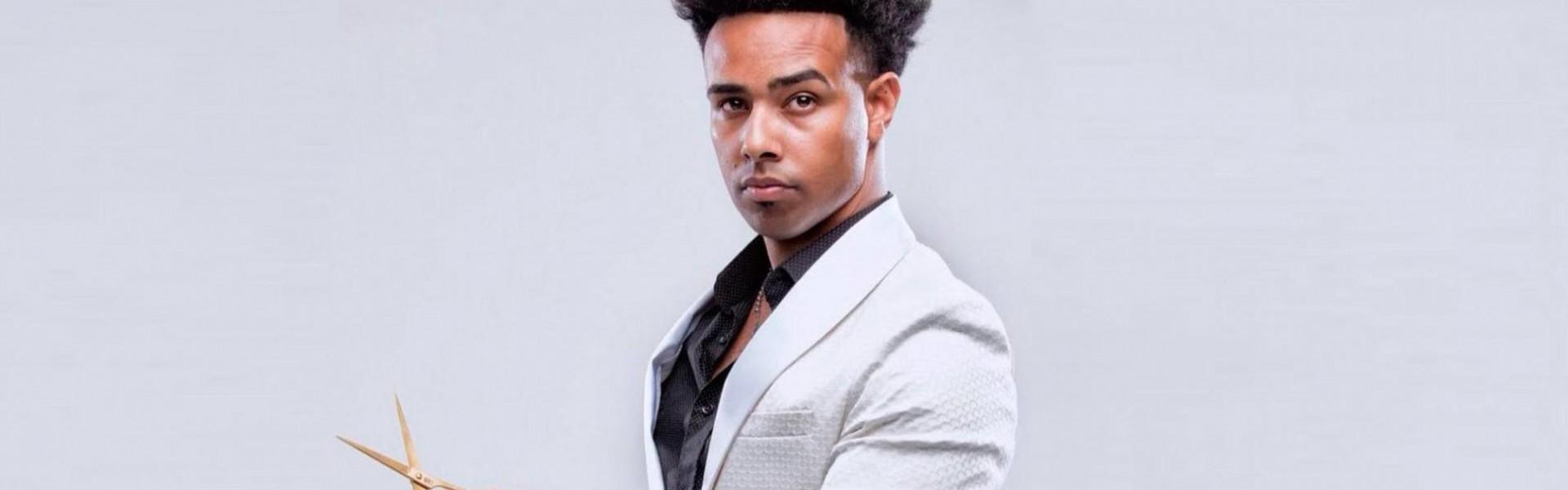 Eduardo Muller vem a Cuiabá ensinar técnicas para cabelos masculinos